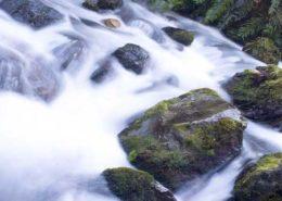 Berg-Elemente Barfusswandern