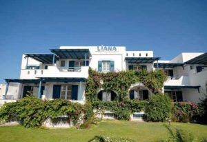 Liana Hotel Naxos - Homebase barfuss.guru