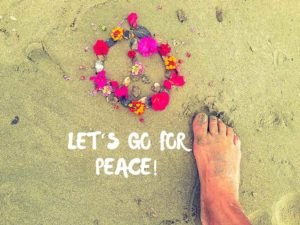 go for peace